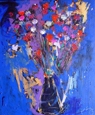 Pierre Devreux - Flowers 3