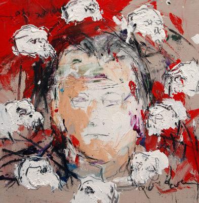 Pierre Devreux - Autoportrait