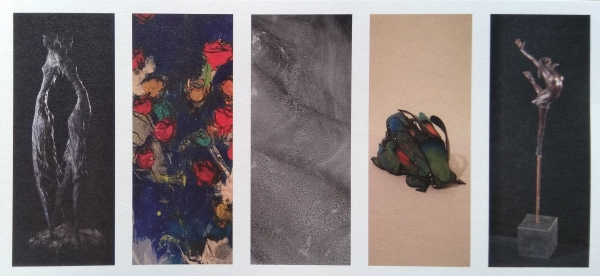 Newsletter - Invitation Galerie Cesart
